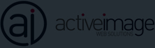 Harrow Web Designers - Active Image Web Solutions Footer Logo Graphic
