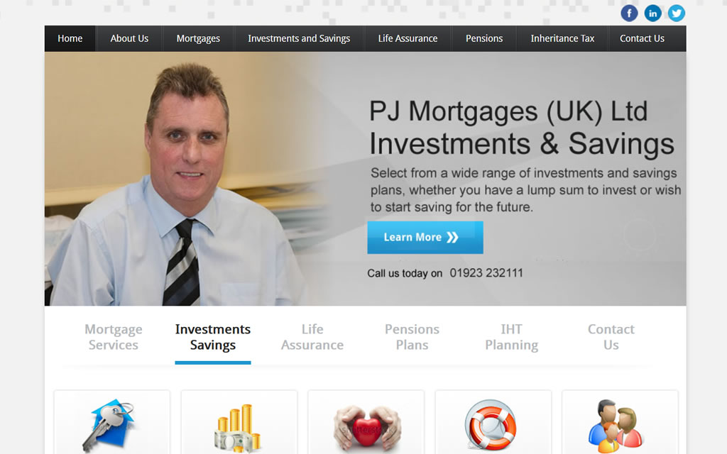 PJ Mortgages - Independent Financial Services