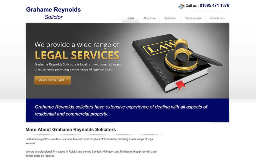 Grahame Reynolds Solicitors